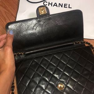 CHANEL Bags - Authentic Chanel clutch